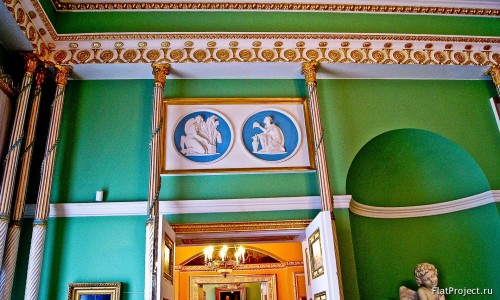 The Catherine Palace interiors – photo 37