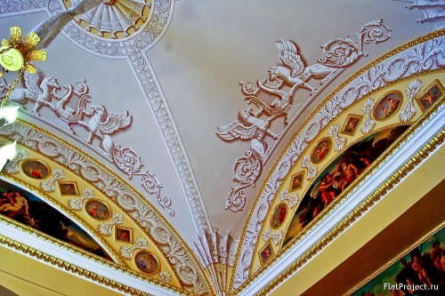 The Catherine Palace interiors – photo 27
