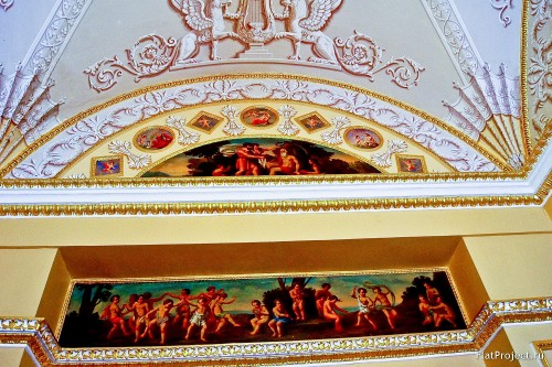 The Catherine Palace interiors – photo 35
