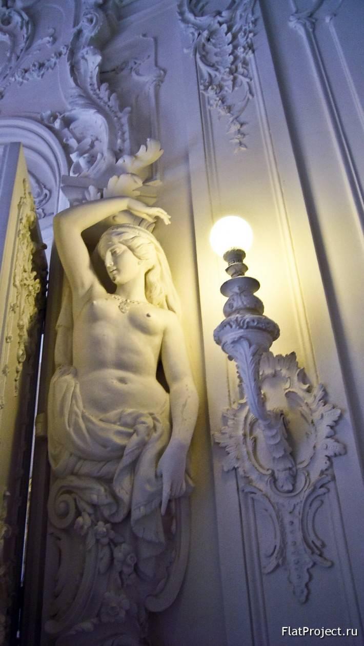 Фотографии декора интерьеров Екатерининского дворца