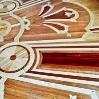 Паркет в Екатерининском дворце — фото 9
