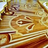 Паркет в Екатерининском дворце — фото 11