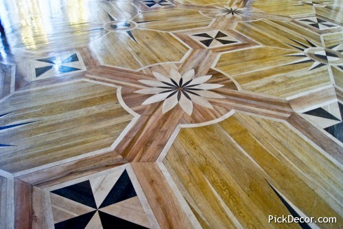 The Catherine Palace floor designs – photo 4