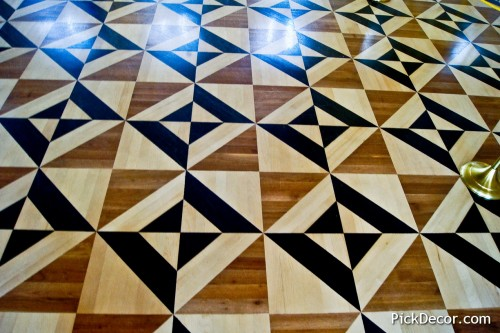 The Catherine Palace floor designs – photo 7