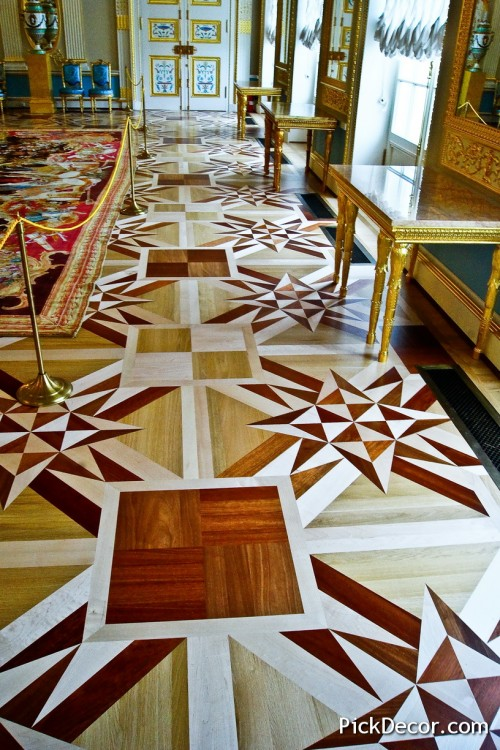 The Catherine Palace floor designs – photo 3