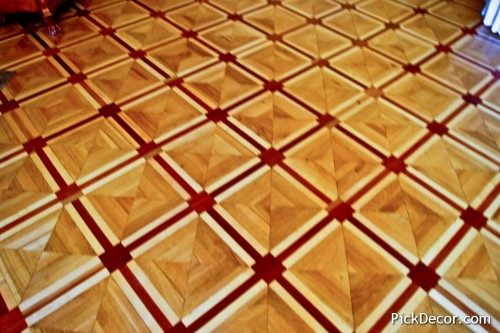 The Catherine Palace floor designs – photo 34