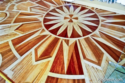 The Catherine Palace floor designs – photo 1