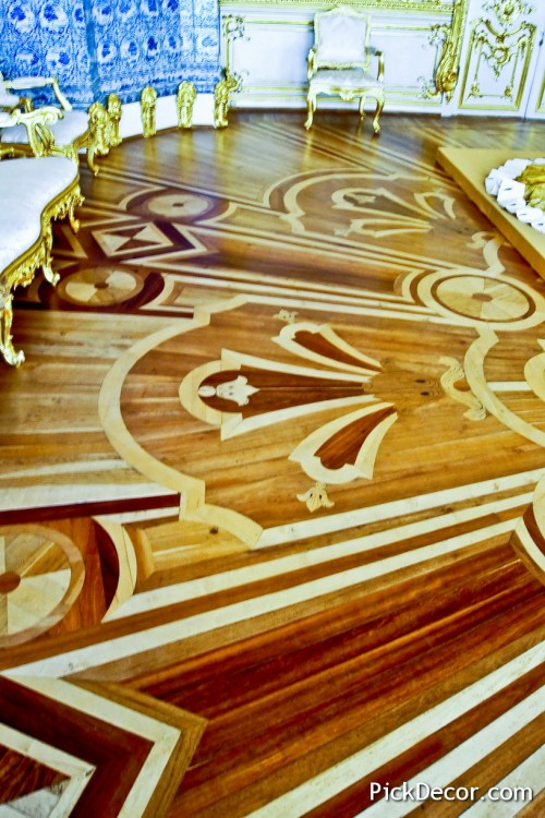 The Catherine Palace floor designs – photo 28