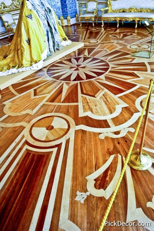 The Catherine Palace floor designs – photo 23