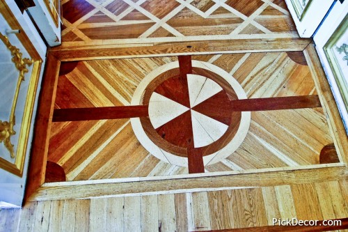 The Catherine Palace floor designs – photo 32