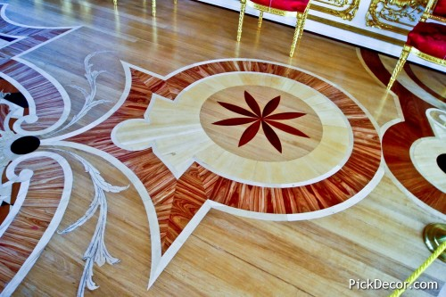 The Catherine Palace floor designs – photo 13