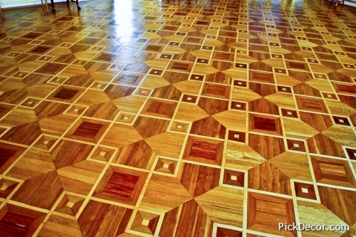 The Catherine Palace floor designs – photo 12