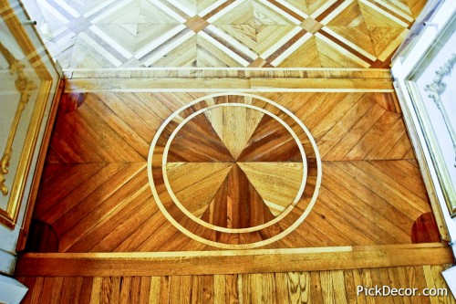 The Catherine Palace floor designs – photo 26
