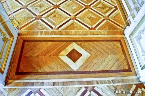 The Catherine Palace floor designs – photo 19