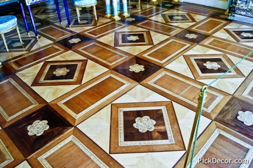 The Catherine Palace floor designs – photo 38