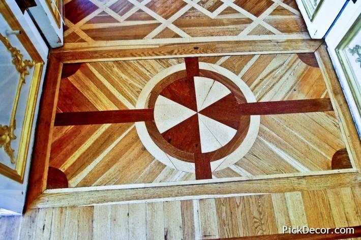 Паркет в Екатерининском дворце — фото 7