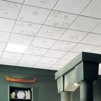 Акустический потолок Armstrong Cirrus