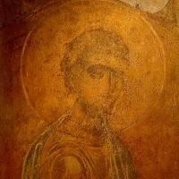 Апостол Фома — Западный свод центрального нефа. Южный склон.