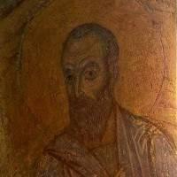 Апостол Павел — Западный свод центрального нефа. Северный склон.