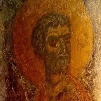 Апостол Петр — Западный свод южного нефа. Северный склон.