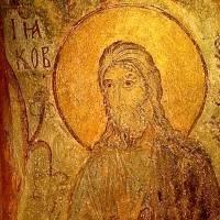 Праотец Иаков — Западный свод южного нефа. Южный склон.
