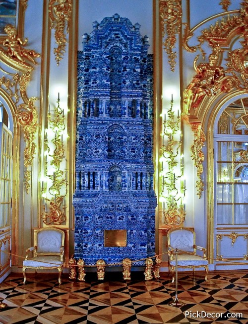 The Catherine Palace decorations – photo 88