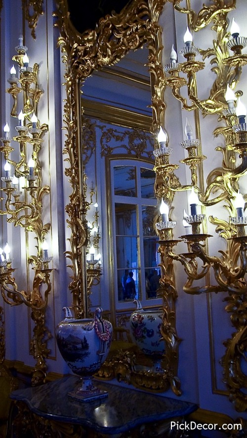 The Catherine Palace decorations – photo 85