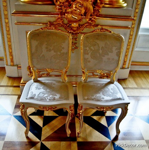 The Catherine Palace decorations – photo 86