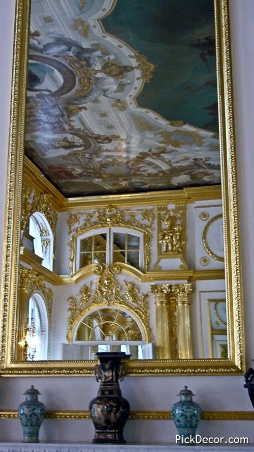 The Catherine Palace decorations – photo 87