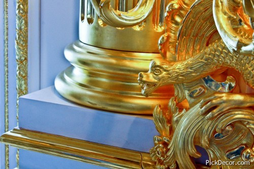 The Catherine Palace decorations – photo 44