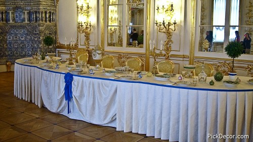 The Catherine Palace decorations – photo 40