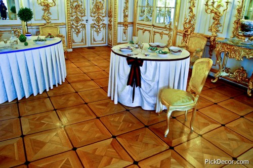 The Catherine Palace decorations – photo 11