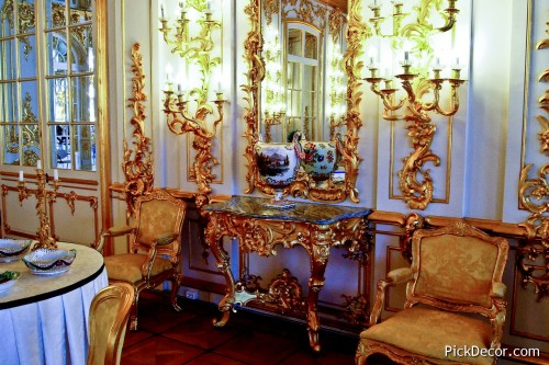 The Catherine Palace decorations – photo 49