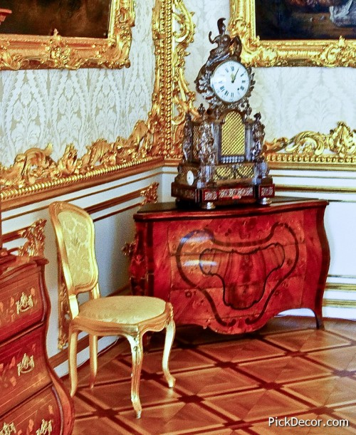 The Catherine Palace decorations – photo 21