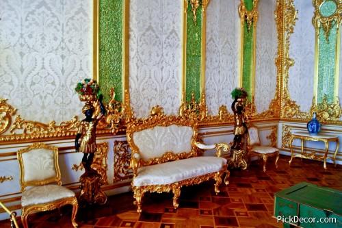 The Catherine Palace decorations – photo 78