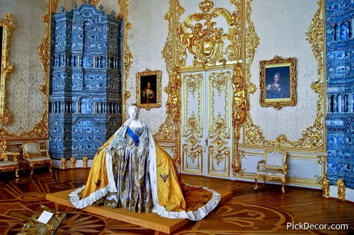 The Catherine Palace decorations – photo 9