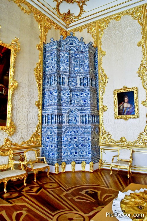 The Catherine Palace decorations – photo 15