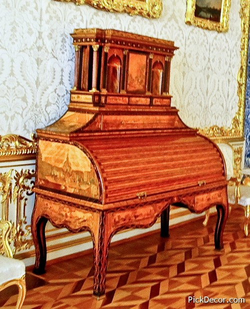 The Catherine Palace decorations – photo 19