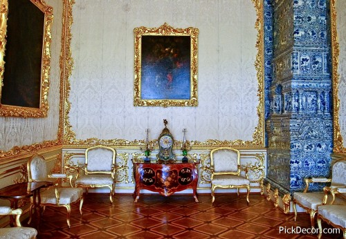 The Catherine Palace decorations – photo 12