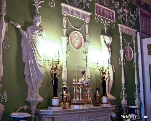 The Catherine Palace decorations – photo 37