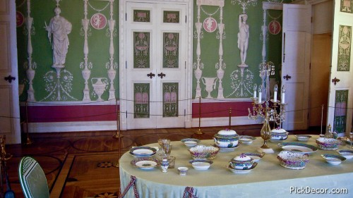 The Catherine Palace decorations – photo 3