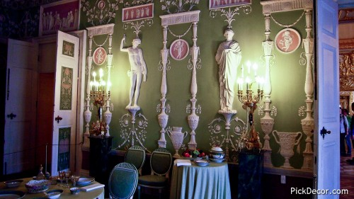 The Catherine Palace decorations – photo 41