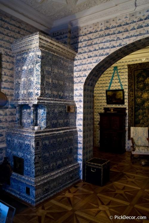 The Menshikov Palace decorations – photo 30