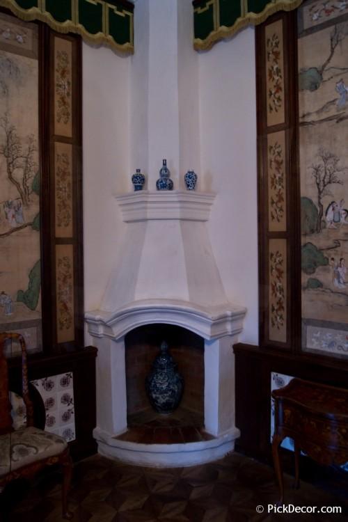 The Menshikov Palace decorations – photo 31