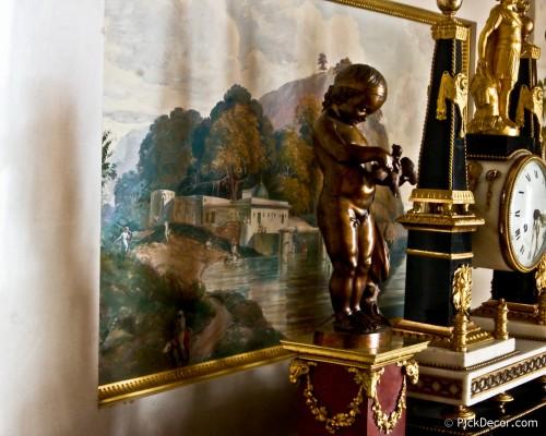 The Pavlovsk Palace decorations – photo 26