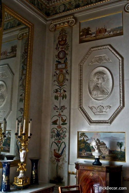 The Pavlovsk Palace decorations – photo 17