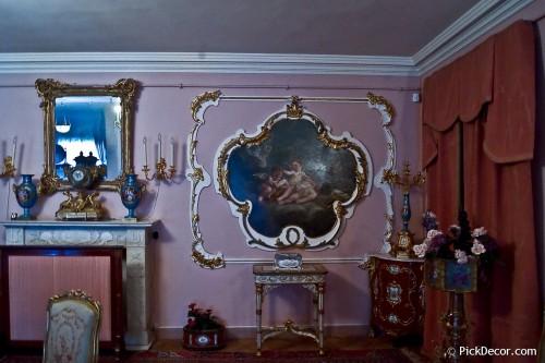The Pavlovsk Palace decorations – photo 29