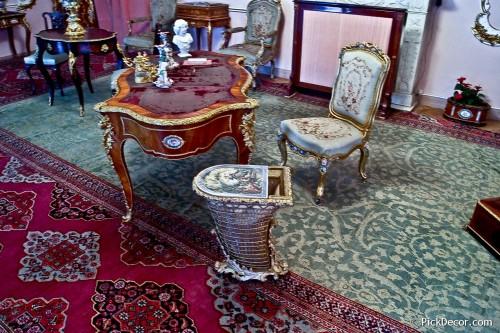 The Pavlovsk Palace decorations – photo 9