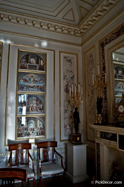 The Pavlovsk Palace decorations – photo 15