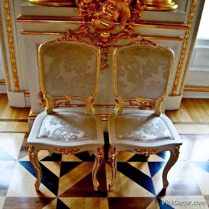 Убранство Екатерининского дворца — фото 7